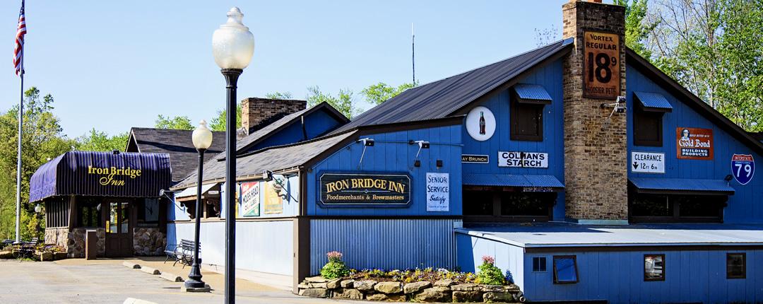Home Iron Bridge Inn Mercer Pa