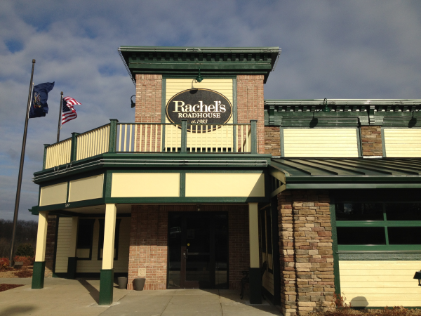 Opened In October 2012, Rachelu0027s Roadhouse Is A Challenger For The  Descriptor U201cToo Much Funu201d.